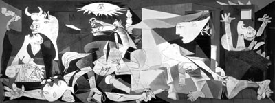 Guernica (1937), de Pablo Picasso