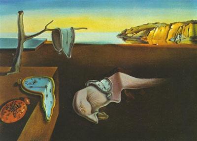 La persistencia de la memoria (1931), de Salvador Dalí