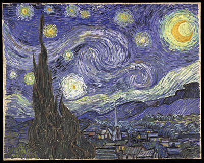 Para entender la vanguardias: La noche estrellada (1989), de Vincent van Gogh