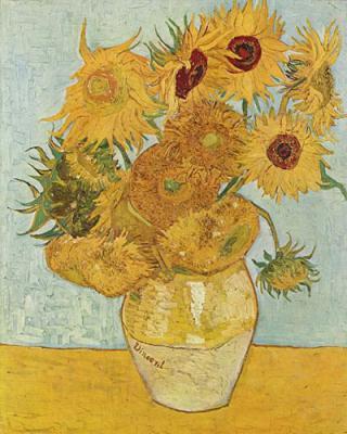 Para entender las vanguardias: Girasoles (1888), de Vincent van Gogh