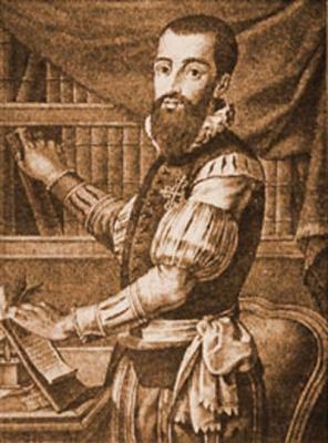 Garcilaso de la Vega (Toledo, 1501-Le Muy, Francia, 1536)