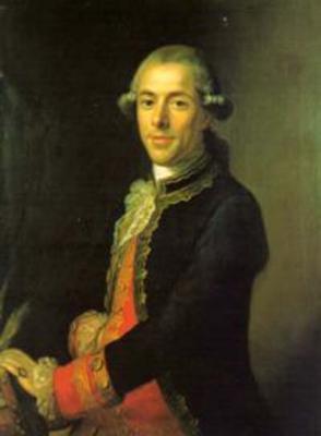 Tomás de Iriarte (Tenerife,1750 - Madrid, 1791)